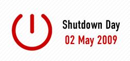 Shutdown Day 2009