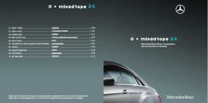 Mercedes Benz Mixed Tape 26 Logo