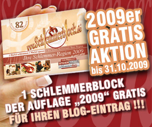 Schlemmerblock 2009 gratis