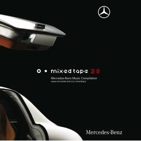 Mercedes Benz Mixed Tape 28 Album Cover