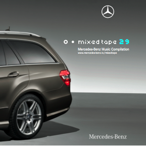 Mercedes Benz Mixed Tape 29
