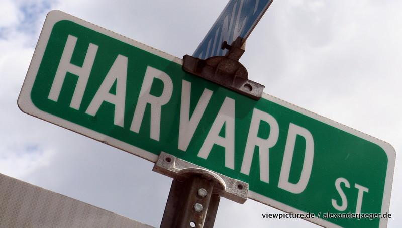 Harvard Street