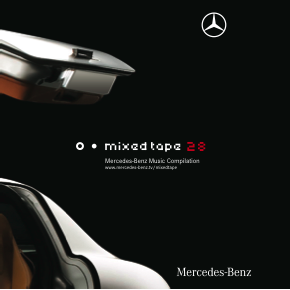 Mercedes Benz Mixed Tape 28 Album Cover