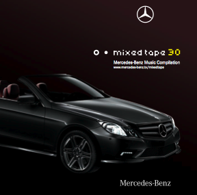 Mercedes-Benz Mixed Tape 30