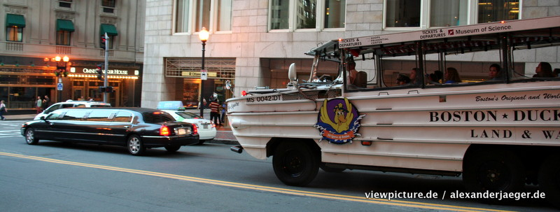 Duck Tours Boston