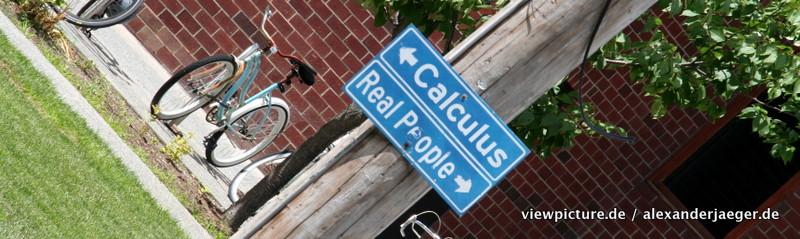 calculus sign