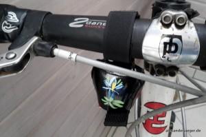 Swisstrailbell on a Cyclocross bike